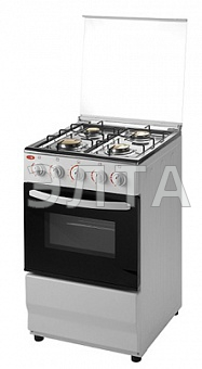 Газовая плита для кафе марки Эльта